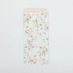 Patterned Envelopes Small : Wedding Bouquet - 10pk – Dailylike Australia