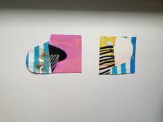 Paper Collages//Sarah Boyts Yoder