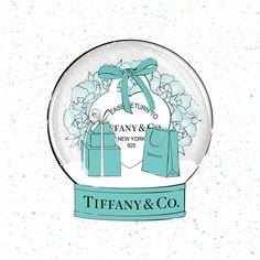 Tiffany Theme, Tiffany Art, Azul Tiffany, Tiffany And Co, Tiffany Blue Background, Tiffany Snow, Chanel Art, Blue Artwork, Foto Real