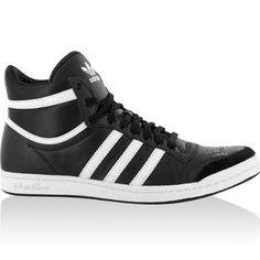 adidas Originals TOP TEN HI SLEEK G14822, Baskets mode femme: Amazon.fr: Chaussures et Accessoires