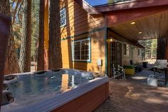Check out this awesome listing on Airbnb: Elkhorn Lodge South Lake Tahoe CA in South Lake Tahoe - Get $25 credit with Airbnb if you sign up with this link http://www.airbnb.com/c/groberts22