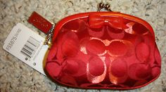 Nwt Brighton Roselie Handbag-red