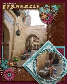Morocco layouts (General) - Page 8 - MouseScrappers.com