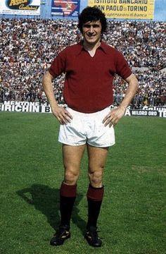 Angelo Cereser, roccioso libero del Toro dal 1965 al 1975.