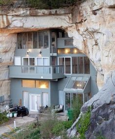 Crazy cave house  tag who youd live here with! Credit: unknown   follow @houses for more - Architecture and Home Decor - Bedroom - Bathroom - Kitchen And Living Room Interior Design Decorating Ideas - #architecture #design #interiordesign #homedesign #architect #architectural #homedecor #realestate #contemporaryart #inspiration #creative #decor #decoration