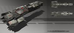 Transport concept, Dmitry Yepik on ArtStation at http://www.artstation.com/artwork/transport-concept