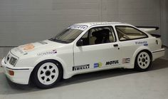 An 'on the button' period Ford Sierra RS 500 Group A Touring car Ford Rs, Car Ford, Sport Cars, Race Cars, Ford Sierra, Cars Series, Ferrari F40, Modified Cars, Rally Car