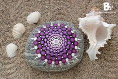 Πως να Φτιάξετε Πέτρες Mandala | Φτιάξτο μόνος σου - Κατασκευές DIY - Do it yourself