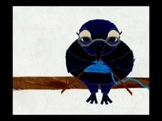 Little Crow doesn't have feathers on his bottom. So he and his mother go on a search to find out a sollution, for his problem. A graduationfilm by Raimke Gro. Crow, Bee, Birds, Short Films, Disney Characters, Naked, School, Bird Theme, Ravens