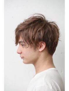 イング(ing)長めの前髪でこなれショート 【イチヤナギ】