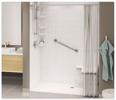 Bath Fitter started as a commercial business, and we continue to service our commercial customers.  http://qoo.ly/fqt5h