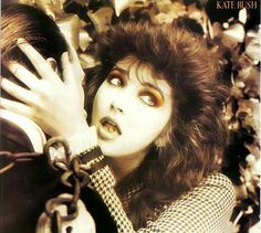 """Kate Bush-The Dreaming (1982): """"With a kiss, I'd pass the key."""""""