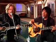 Daryl Hall with John Oates - Had I Known You Better Then.  Hands down, my all time favorite song from these two.