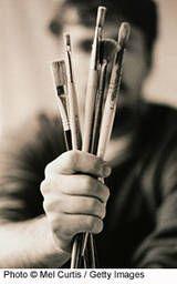 10 Vinkkiä vapaampaan maalaukseen - vaihtelua ja uusia tapoja lähestyä maalaamista https://www.thoughtco.com/10-techniques-for-painting-more-loosely-2573833