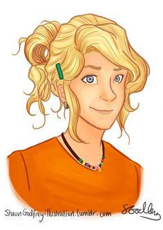 Fanart de Annabeth :)