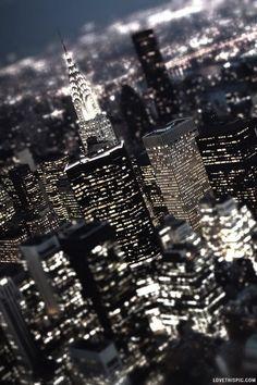 New York city lights sky night city lights outdoors buildings