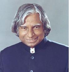 डॉक्टर ए॰ पी॰ जे॰ अब्दुल कलाम