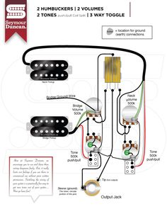 Wiring diagrams seymour duncan seymour duncan wiring wiring diagrams seymour duncan seymour duncan cheapraybanclubmaster Images