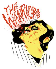 The Warriors - illustration by Andrea Kalfas