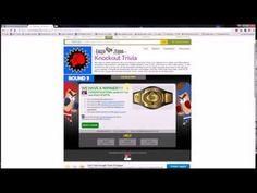 Igrice na TripleClicks - Dopunite Vašu zaradu - Kako zaraditi na internetu SFI Trivia Games, Internet Marketing, Thankful, Detail, Online Marketing