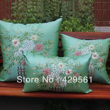 almofada travesseiro almofada do sofá conjunto fita bordada reforçar / lombar travesseiro almofada(China (Mainland))
