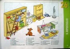 Pag 35 La casa: il ripostiglio