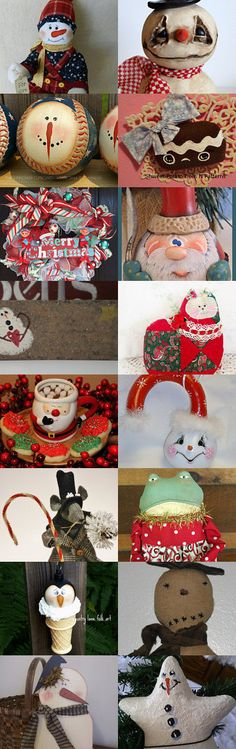 Merry Christmas In July  by Karen Blevins on Etsy--Pinned with TreasuryPin.com