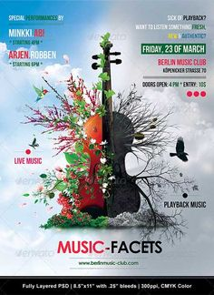 GraphicRiver Music Facets Poster/Flyer 1918506