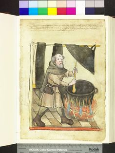 Hans the black cloth dyer, 1522