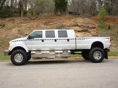 extreme rvs 4x4   2013 Ford F650 Extreme 6 Door SuperTruck