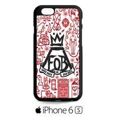Fall Out Boy Logo2 iPhone 6S  Case