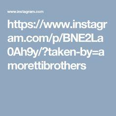 https://www.instagram.com/p/BNE2La0Ah9y/?taken-by=amorettibrothers