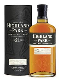 Mark Gillespie of Whiskycast's Tasting Notes for Highland Park 21