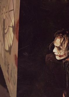 The Dark Knight - Heath Ledger - The Joker