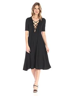 Rachel Pally Womens Kidada Dress Black XSmall -- Want to know more, click on the image. (This is an affiliate link and I receive a commission for the sales)