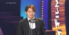 141121 JYJ 박유천 PARK YUCHUN 대종상 영화제 신인 남우상 수상 Yuchun's Grand Bell Best New Actor Award acceptance speech