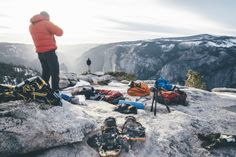 Sentinel Dome, Yosemite by Julian Bialowas. #experimentwithnature #wherewillyoutakethem