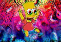 """Um usuário da plataforma Reddit publicou o relato de uma experiência inusitada. O indivíduo passou dois dias ininterruptos assistindo à episódios de """"Os Simpsons"""" enquanto usava LSD."""