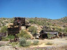 79 Mine - Arizona Ghost Town