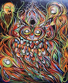 """""""Owl"""" par Deuce 7"""