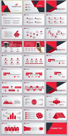 Best Red Annual Report Powerpoint Template throughout Powerpoint Template Resolution - Great Professional Templates Presentation Software, Corporate Presentation, Presentation Layout, Simple Powerpoint Templates, Professional Powerpoint Templates, Keynote Template, Power Points, Web Design, Slide Design