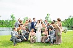 Image result for fun group wedding photos