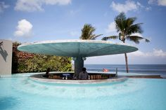 Pool Bar - Potato Head Beach Club - Bali, Indonesia  Andra Matin