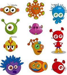 Find Character Design Collection 002 Aliens stock images in HD and millions of other royalty-free stock photos, illustrations and vectors in the Shutterstock collection. Aliens, Space Theme Classroom, Alien Vector, Alien Crafts, Alien Party, Alien Character, Space Crafts, Free Vector Art, Doodle Art
