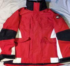 Vintage Tommy Hilfiger Mens Size Extra Large Snowboard Skiing Parka Coat #TommyHilfiger #Parka