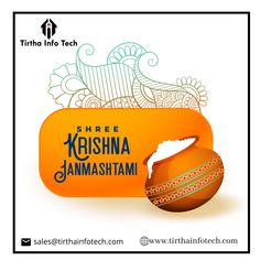 """""""Do everything you have to do, but not with ego, not with lust, not with envy, but with love, compassion, and humanity""""Slightly smiling faceSlightly smiling faceSlightly smiling face  Lord Krishna.  #HappyJanmashtami #janmashtami #krishna #lordkrishna #ITCompanies #Business Janmashtami Greetings, Happy Janmashtami, Krishna Janmashtami, Hindu Festivals, Indian Festivals, Shree Krishna, Lord Krishna, App Development Companies, Web Development"""