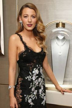 Blake Lively has some words of clarification about her new website