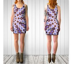 Purple Sunshine Dres