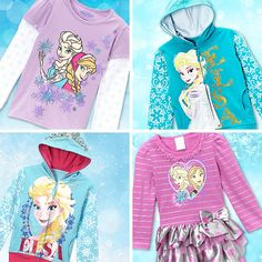 Take a look at the The Coolest Frozen Deals event on zulily today!