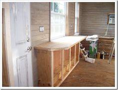 Tiny House Custom Cabinets